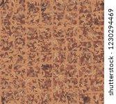 rusty seamless pattern. curve... | Shutterstock .eps vector #1230294469