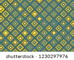 abstract modern background with ... | Shutterstock . vector #1230297976