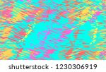 abstract pattern of chaotic... | Shutterstock .eps vector #1230306919
