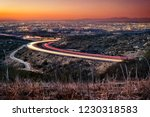 Small photo of Orange County Dusk Landscape
