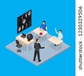 school education concept 3d... | Shutterstock .eps vector #1230329506