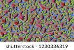 background in paper style....   Shutterstock . vector #1230336319