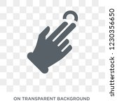 command refresh gesture icon.... | Shutterstock .eps vector #1230356650