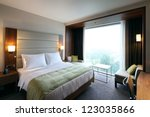 Stock photo hotel room 123035866