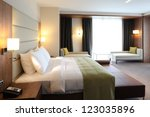 Stock photo hotel room 123035896