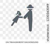 grandparents icon. trendy flat...   Shutterstock .eps vector #1230363049