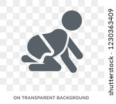 aunt's or uncle's child icon....   Shutterstock .eps vector #1230363409