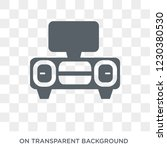 stand icon. stand design...   Shutterstock .eps vector #1230380530