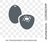 kiwi icon. kiwi design concept...   Shutterstock .eps vector #1230382549