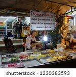 chiang mai  thailand march 2018 ...   Shutterstock . vector #1230383593