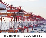 pudong  shanghai china   10 1...   Shutterstock . vector #1230428656