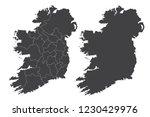 Map   Ireland Couple Set   Map...