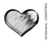 black   white metallic chrome... | Shutterstock . vector #1230437803