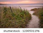 Goose Rocks Beach Path