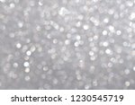 silver giltter abstract... | Shutterstock . vector #1230545719