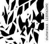 brush pattern. grunge... | Shutterstock .eps vector #1230562690