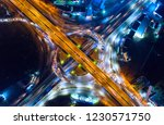 aerial view and top view of... | Shutterstock . vector #1230571750