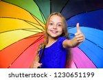 happy childhood. school time.... | Shutterstock . vector #1230651199