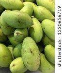 green mango  keaw  | Shutterstock . vector #1230656719