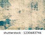 old newspaper background ... | Shutterstock . vector #1230683746