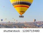 goreme  cappadocia  turkey  ... | Shutterstock . vector #1230715480