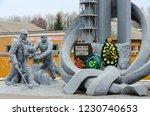 chernobyl  ukraine   november... | Shutterstock . vector #1230740653