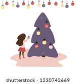 vector illustrations with... | Shutterstock .eps vector #1230742669