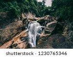 Ba Ho Waterfalls  Vietnam