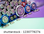 ecology recycling concept. many ... | Shutterstock . vector #1230778276