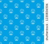 drum kit pattern vector...   Shutterstock .eps vector #1230836506