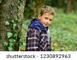 every single childhood matters. ... | Shutterstock . vector #1230892963