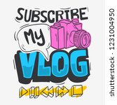 vlog video blog social media...