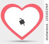 handcart vector icon   Shutterstock .eps vector #1231021969