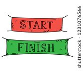 vector illustration of start... | Shutterstock .eps vector #1231076566
