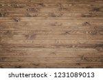 wood texture background surface ... | Shutterstock . vector #1231089013