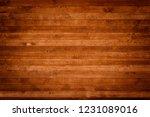 vintage wood texture background ... | Shutterstock . vector #1231089016