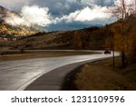oct 8  2018   chama new mexico  ... | Shutterstock . vector #1231109596