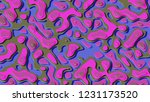 background in paper style.... | Shutterstock . vector #1231173520