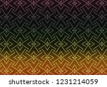 dark multicolor  rainbow vector ... | Shutterstock .eps vector #1231214059