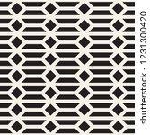 vector seamless geometric... | Shutterstock .eps vector #1231300420