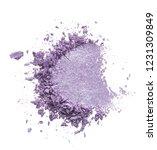 texture of broken violet eye...   Shutterstock . vector #1231309849
