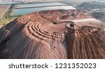 waste heaps  production of... | Shutterstock . vector #1231352023