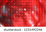 lights red background.... | Shutterstock . vector #1231492246