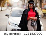 african american fashion girl... | Shutterstock . vector #1231537000
