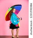 waterproof accessories... | Shutterstock . vector #1231550386