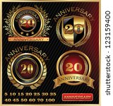 10,15,20,30,35,40,40th,5,50,anniversary,badge,banner,birthday,card,celebrate