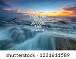 inspirational life quotes  ... | Shutterstock . vector #1231611589