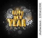 easy to edit vector... | Shutterstock .eps vector #1231612330
