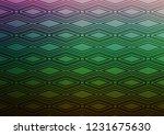 dark multicolor  rainbow vector ...   Shutterstock .eps vector #1231675630