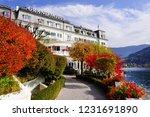 zell am see  austria   may 20 ... | Shutterstock . vector #1231691890
